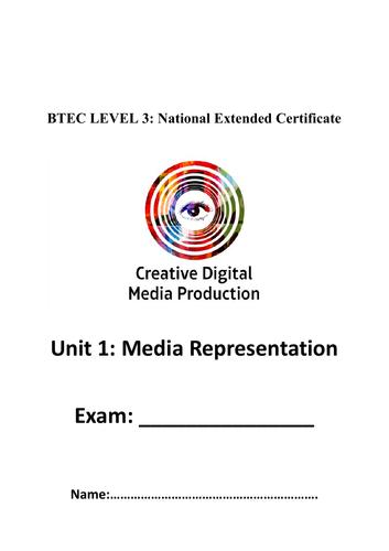 Btec L3 Media Unit 1 PLC