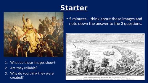 The Spanish Armada and Naval Warfare