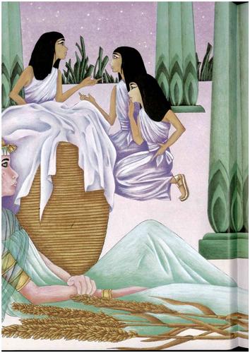 Year 3 - English - Egyptian Cinderella (Setting Description)