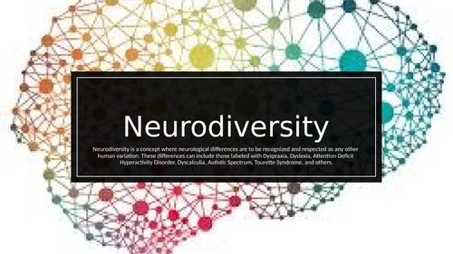 Neurodiversity display