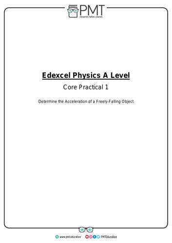 Edexcel A-Level Physics Core Practicals