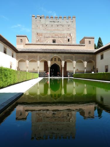 Granada and Alhambra Spain