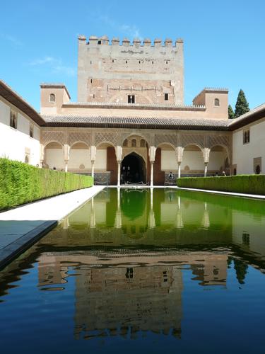 Alhambra-Palast in Granada