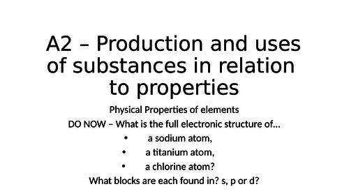 Atomic & Ionic Radius, Electronegativity Trends