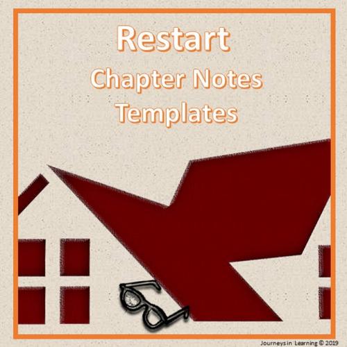 RESTART (Gordon Korman) Chapter Notes Templates