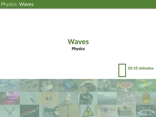 KS3 Science - Waves