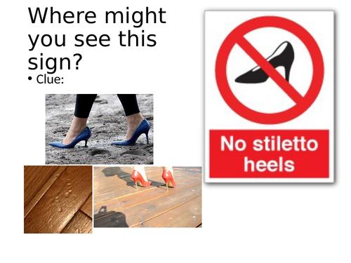 Clean Heels - Investigating Pressure