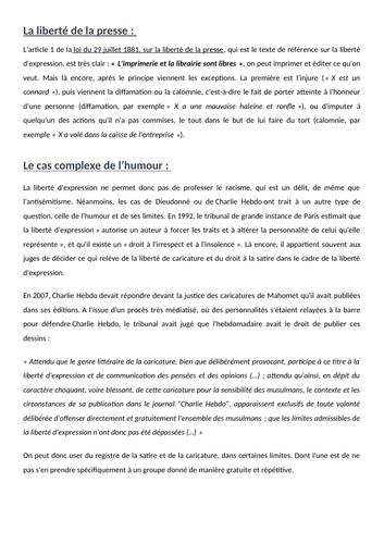 Journaux satariques en France