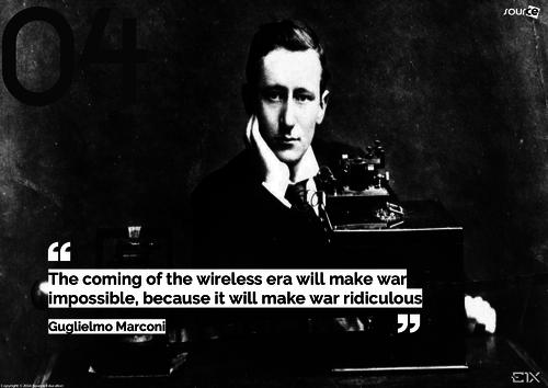 Famous Inventors : Guglielmo Marconi