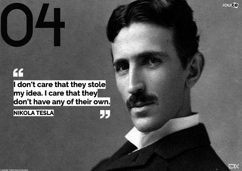 Famous Inventors : Nikola Tesla
