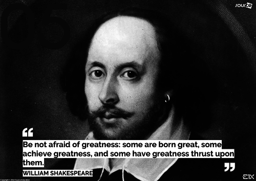 Famous Novelists : William Shakespeare