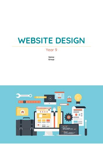 Website Design Student Booklet