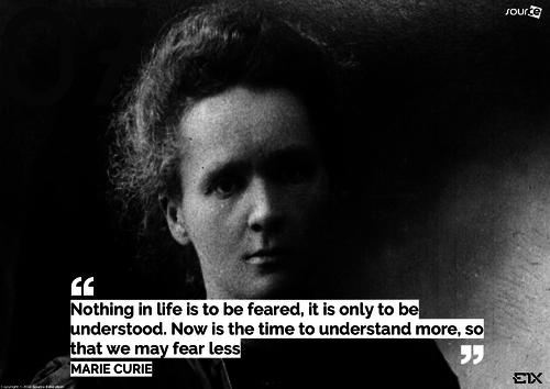 Famous Scientists: Marie Curie