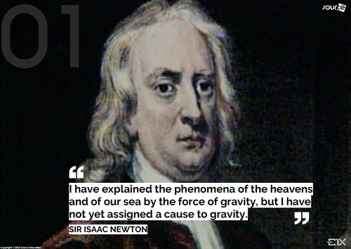 Famous Scientists: Sir Isaac Newton