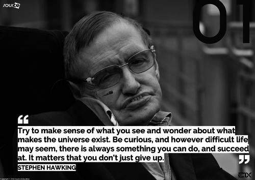 Famous Scientists : Stephen Hawkin