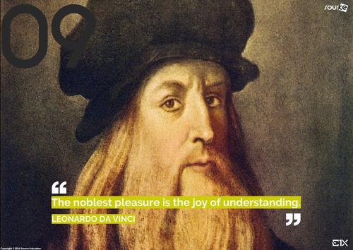 Famous Artists : Leonardo Da Vinci 03