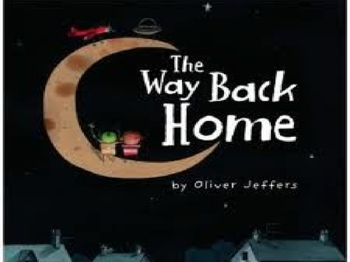 The Way Back Home Story Powerpoint