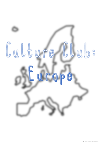 Culture Club: Europe (BUNDLE)