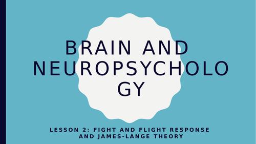 AQA GCSE New Spec Unit of x6  Lessons: Brain and Neuropsychology