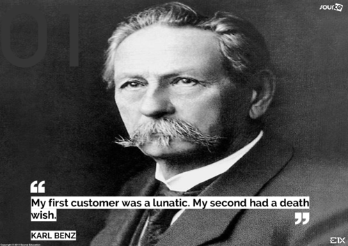Famous Engineers : Karl Benz