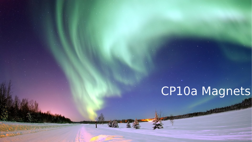 CP10a Magnets EDEXCEL GCSE 2016 with ELC