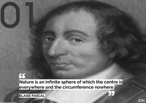 Famous Mathematician : Blaise Pascal