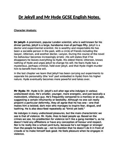 GCSE English Literature An Inspector Calls Analysis Notes