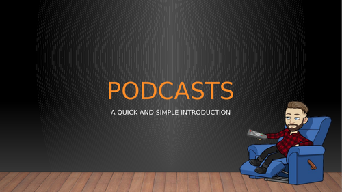 A Quick Podcast Lesson