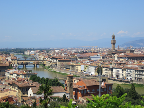 Italy, Firenze and Rome
