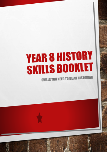 Year 8 History Skills Booklet