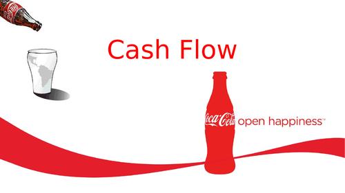 Coca-Cola Finance Lesson 5 (Cash-Flow)