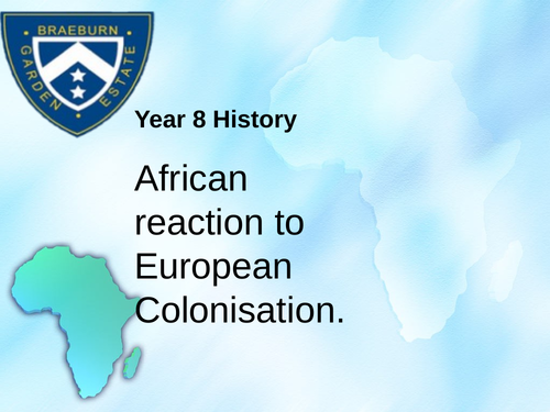 African resistance to the Scramble for Africa
