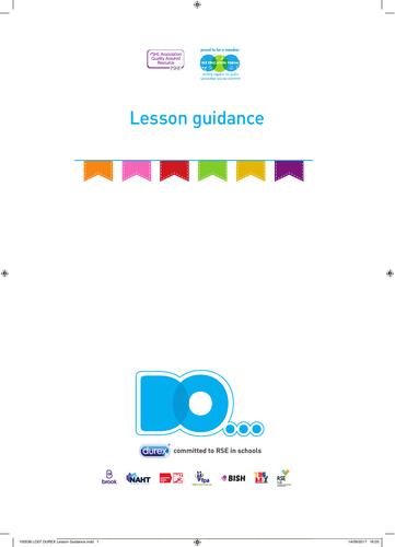 Lesson guidance