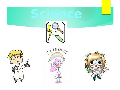Electricity SEND Science SLD