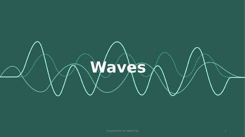 Wave and Light