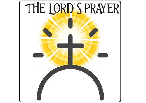Lord's Prayer Display