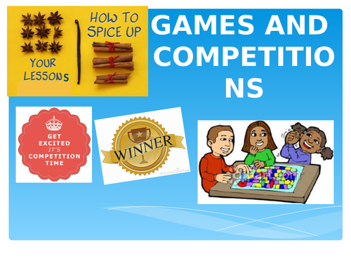 Games and competitions