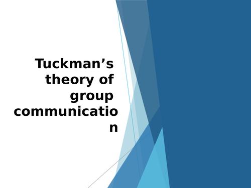 Unit 1 - Effective Communication - 2010 specification - LO2 -Factors that influence communication.