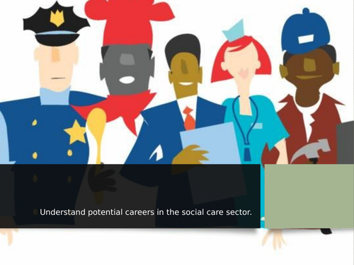 Unit 17 - Working in the social care sector - 2010 specfication -All LO's