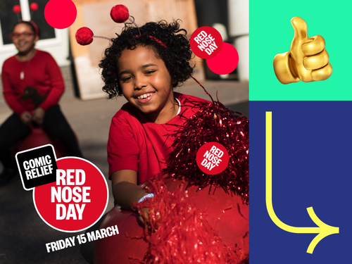 Red Nose Day 2019: Farhad Assembly (Primary)