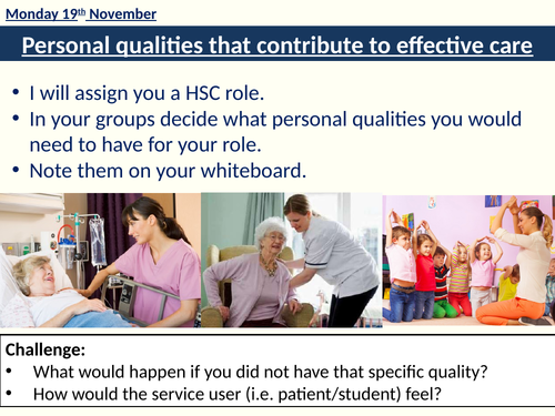 RO22 Qualities task 3 and Interaction task 4