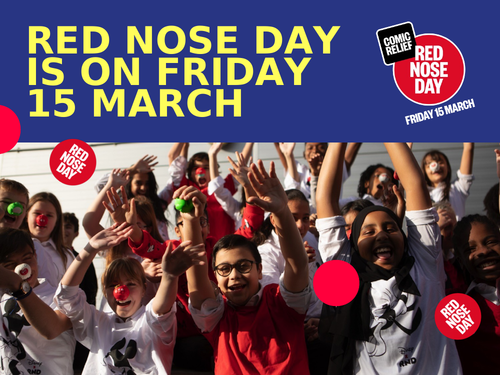 Red Nose Day 2019: Leila Assembly (Secondary)