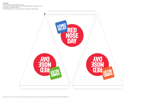 Red Nose Day 2019: Recipes and bake sale extras