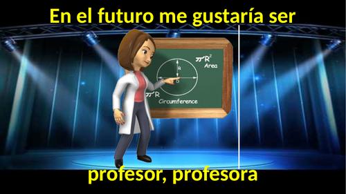 Jobs / Professions / Future plans
