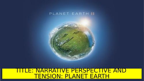 KS3/KS4: AQA: P1, Q5: Description: Planet Earth (Includes printable starter, video links+2 lessons!)