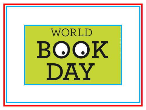 World Book Day | Teaching Resources