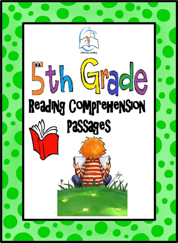 5th Grade Reading Comprehension / 5th Grade Reading Homework