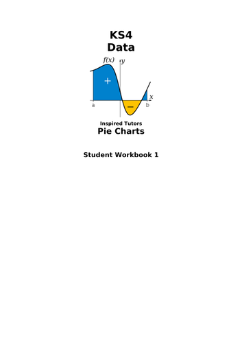 Student Pie Charts Workpack