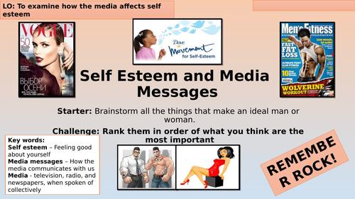 Self Esteem and Media Messages