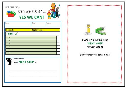 Responding to Work - Marking & Feedback